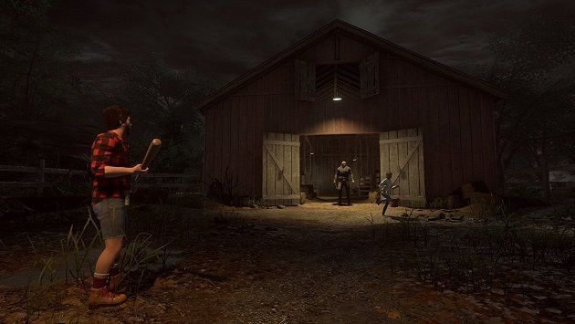 friday the 13th game slasher edition uk